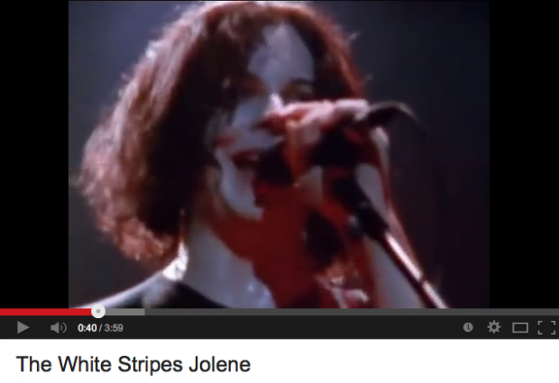 White Stripes - Jolene